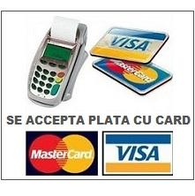 Logo plata card
