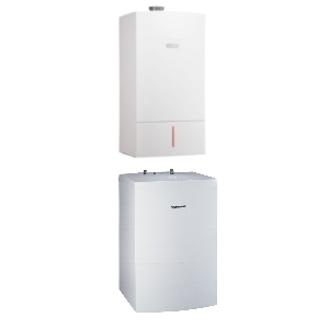 Poza 1 Centrala termica Condens 7000 W ZBR 42-3 A + Boiler 120