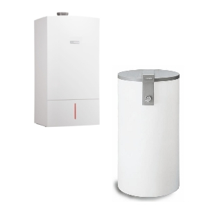 poza Centrala termica Condens 7000 W ZBR35-3 A + Boiler 200 L
