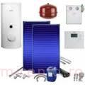 Pachet solar Bosch 7000TF+ Boiler 290
