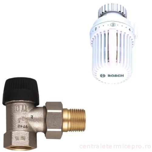 Robinet termostatat Bosch