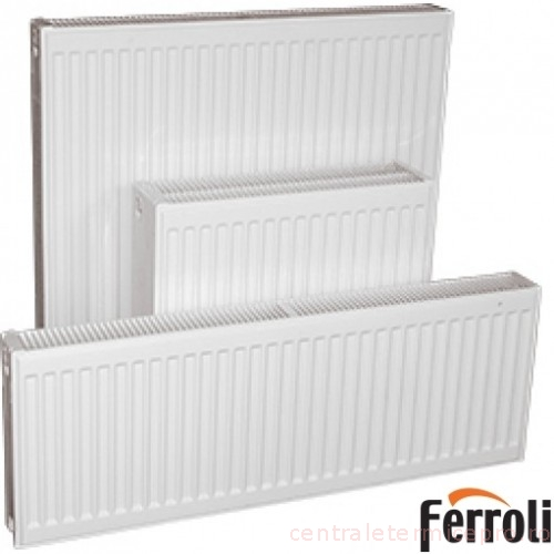 radiator otel ferroli 22 600 1100. Black Bedroom Furniture Sets. Home Design Ideas