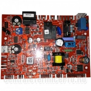 poza Placa electronica MP04