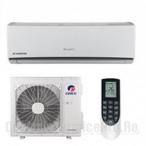poza Aer conditionat tip split inverter GREE Bora A5 GWH12AAB-K3DNA5A 12000 BTU