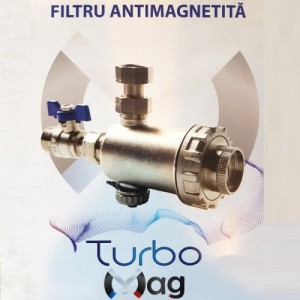 poza Filtru magnetic antimagnetita TurboMag
