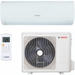poza Aparat de aer conditionat de 9.000 BTU/h Bosch Climate 5000 RAC 2,6-2 IBW cu tehnologie DC Inverter