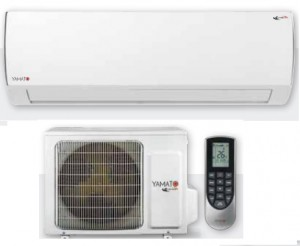 poza Aparat aer conditionat Yamato YW09IG3 9000 btu Eco Inverter R32 WI-FI kit instalare inclus