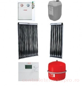 poza Pachet solar Bosch 7000TV VK140+VK280