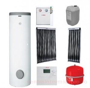 poza Pachet solar Bosch 7000TV VK140+VK280-1, Boiler 290
