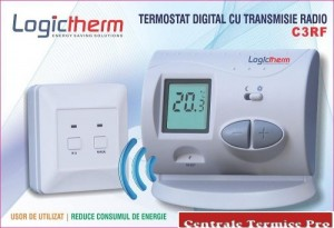 Poza Termostat wireless Logictherm C3 RF