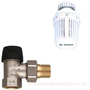 poza Robinet termostatat Bosch