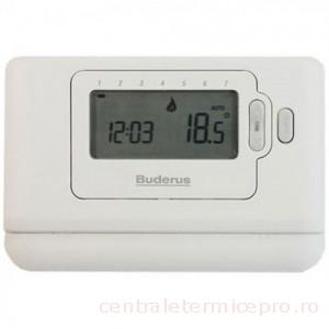 poza Cronotermostat Buderus CMR707