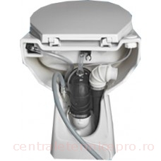 poza Sanicompact C43 Dual Flush