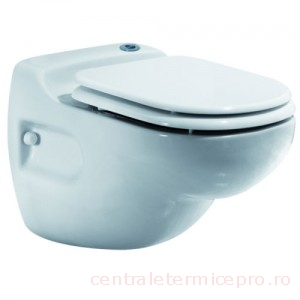 poza WC Sanicompact Star Dual Flush